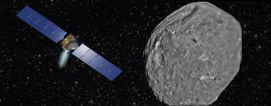 NASA Dawn Mission Reveals Secrets of Large Asteroid ...