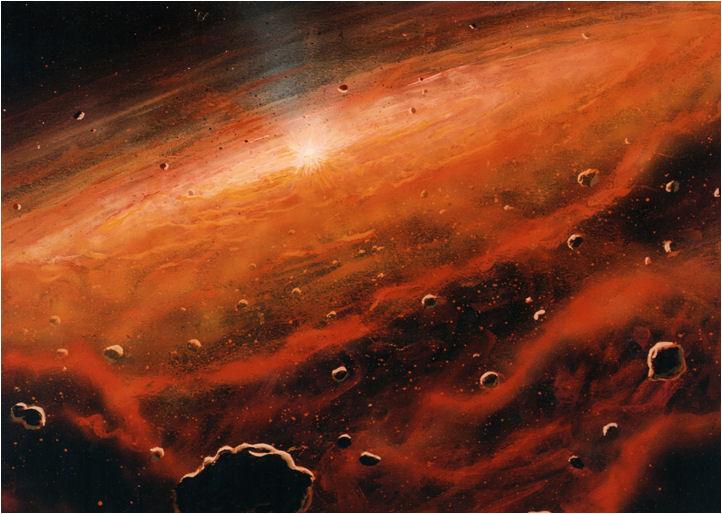 Poster: Interstellar Organics, the Solar Nebula, and ...