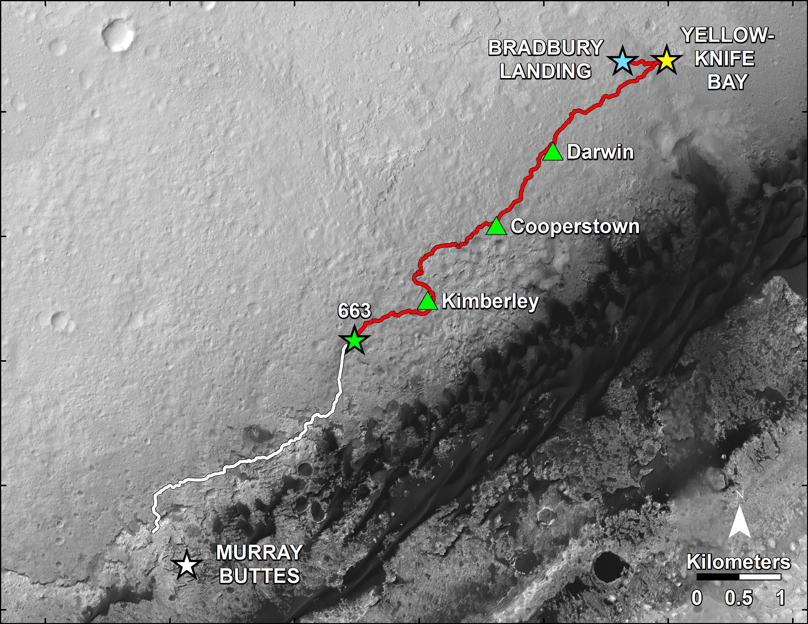 mars exploration rover landing system - photo #40