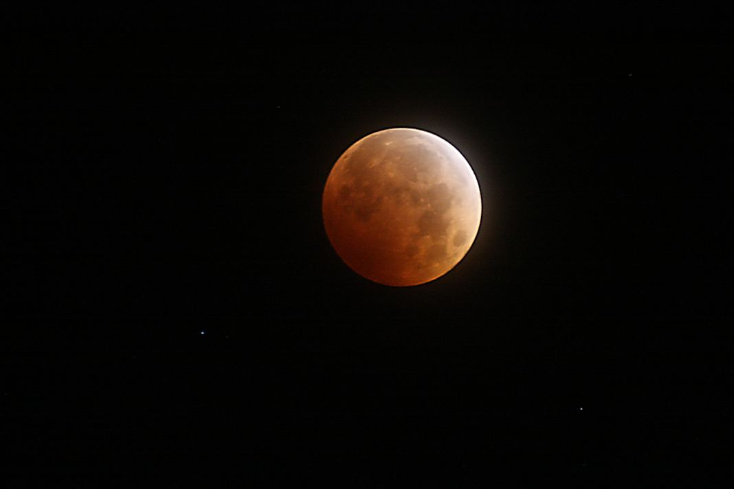 Lunar Eclipse 10-8-14