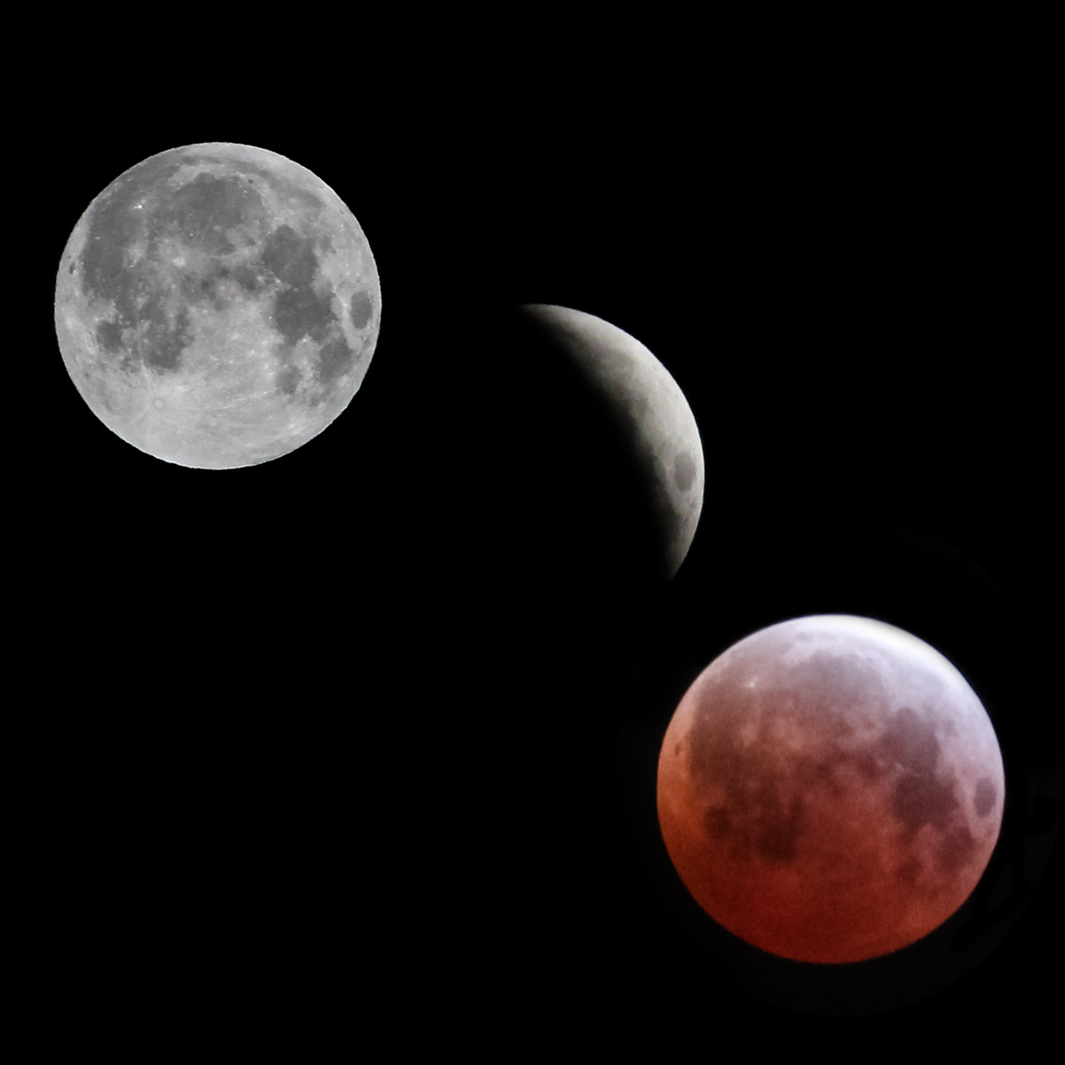 Shortest Lunar Eclipse Of The Century Solar System