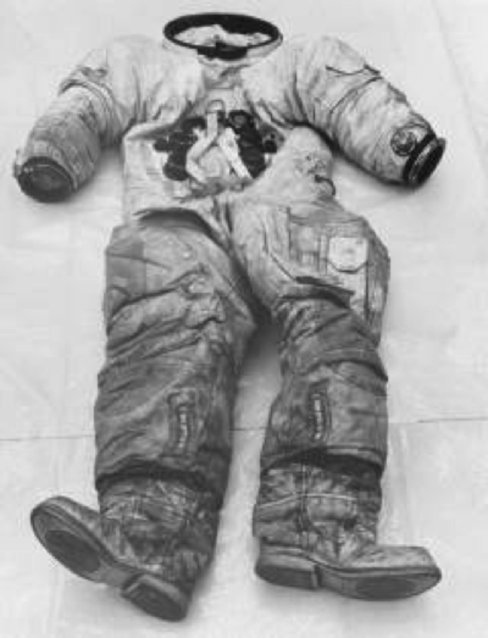apollo space suit development - photo #15