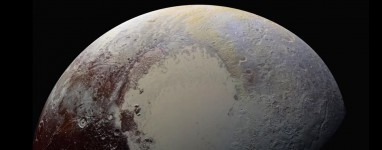 New Horizons Returns The First Of Its Very Best Images Of Pluto Solar System Exploration Research Virtual Institute