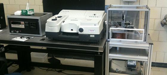 Vib Spec lab