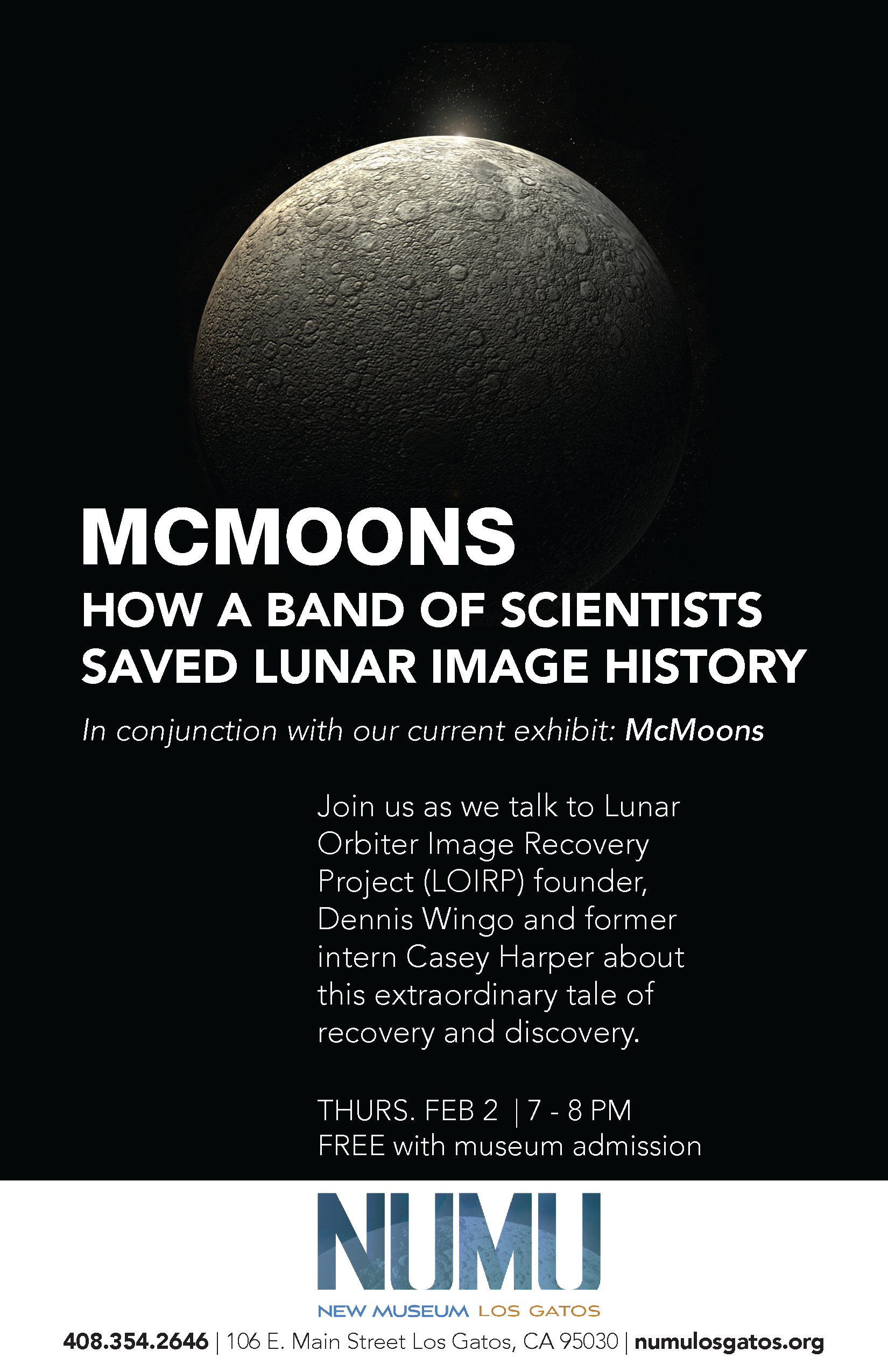 LOIRP Gallery Opening | Solar System Exploration Research ...