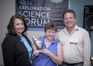 NASA Exploration Science Forum 2018
