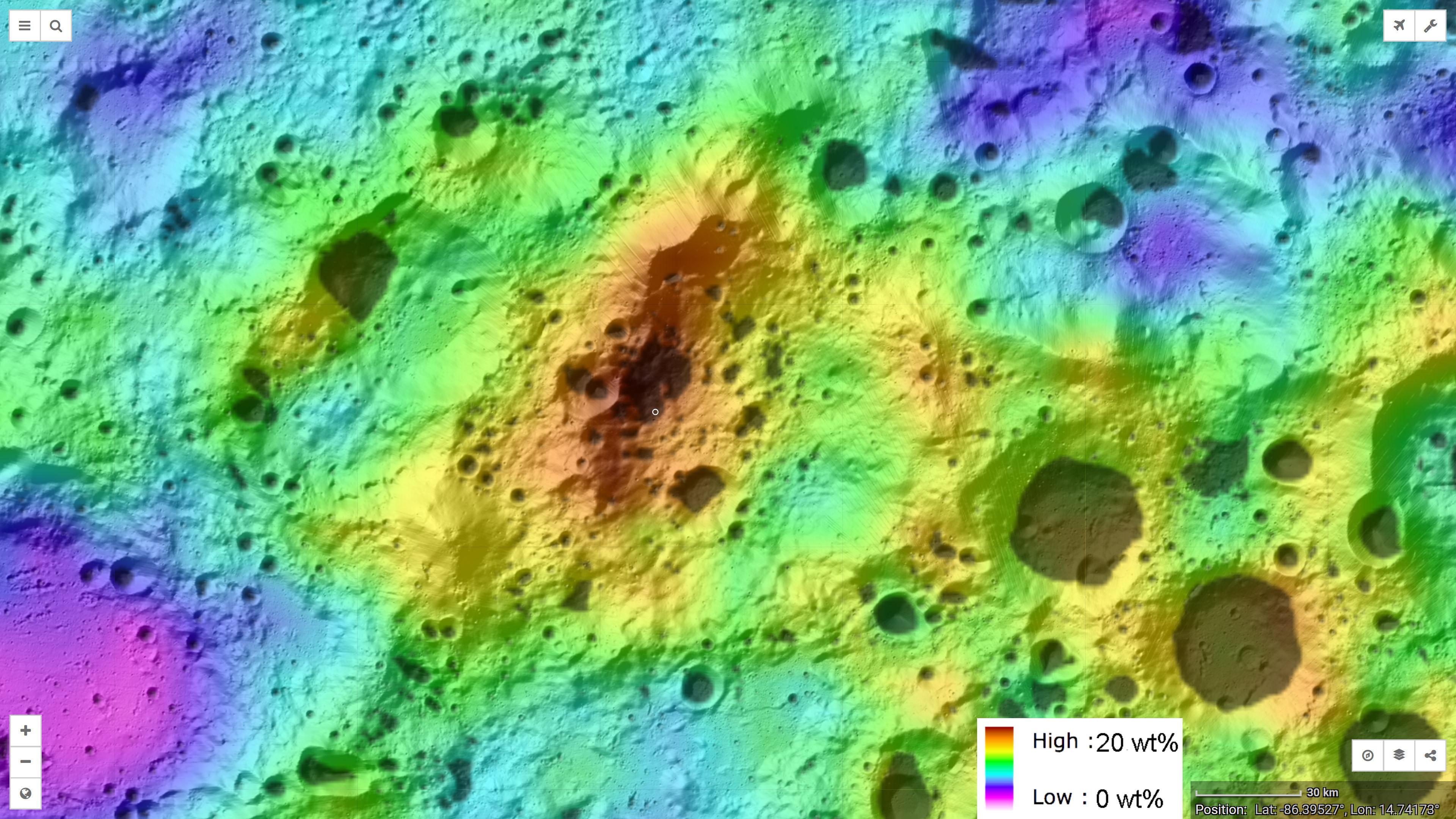 cabeus-crater