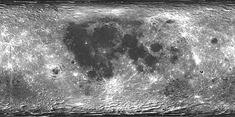 China releases worlds highest resolution lunar images  Solar