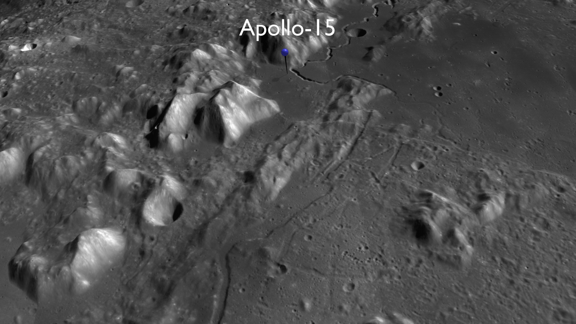 how to see all six apollo moon landing sites sky amp telescope - HD1920×1080
